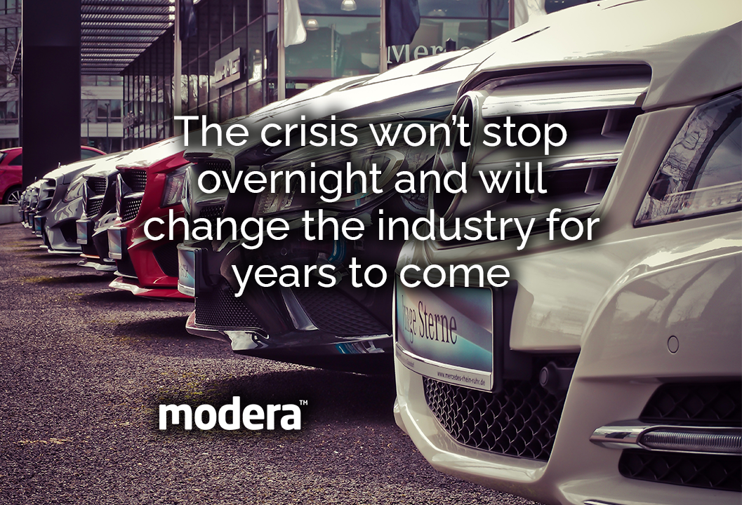 change in the automotive industry