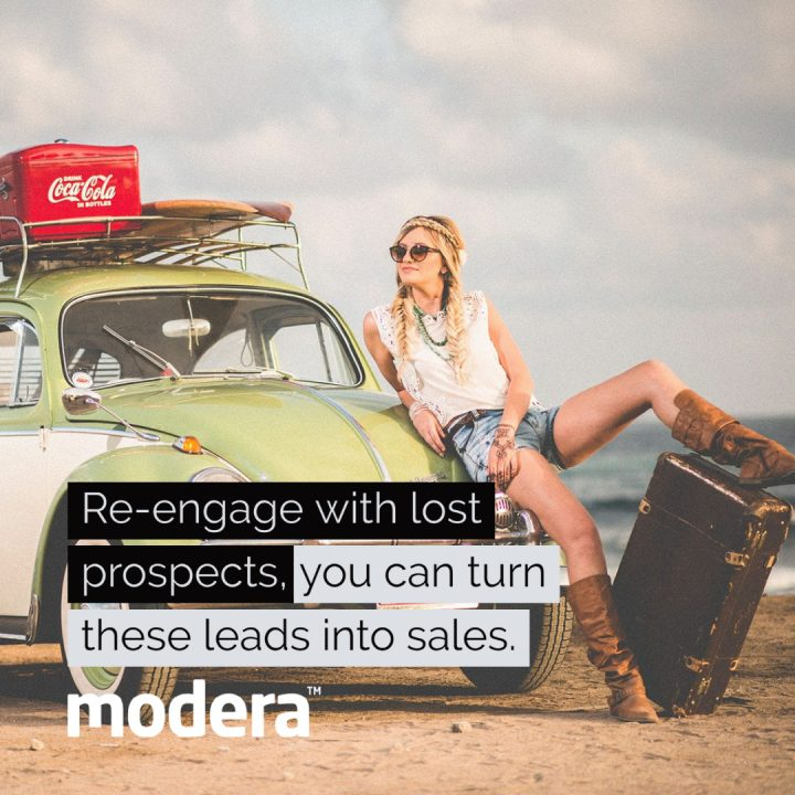 Make it easy to collect leads
