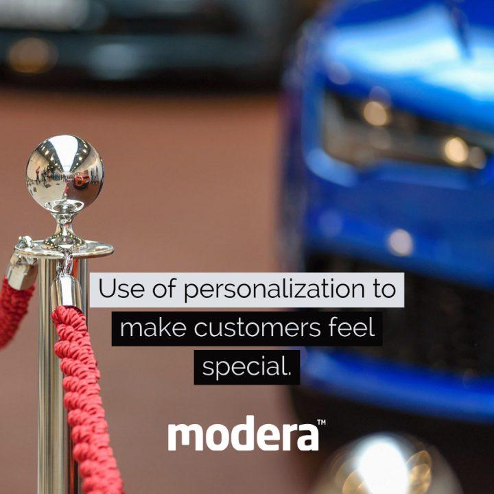 dealership customer retention strategies personalization