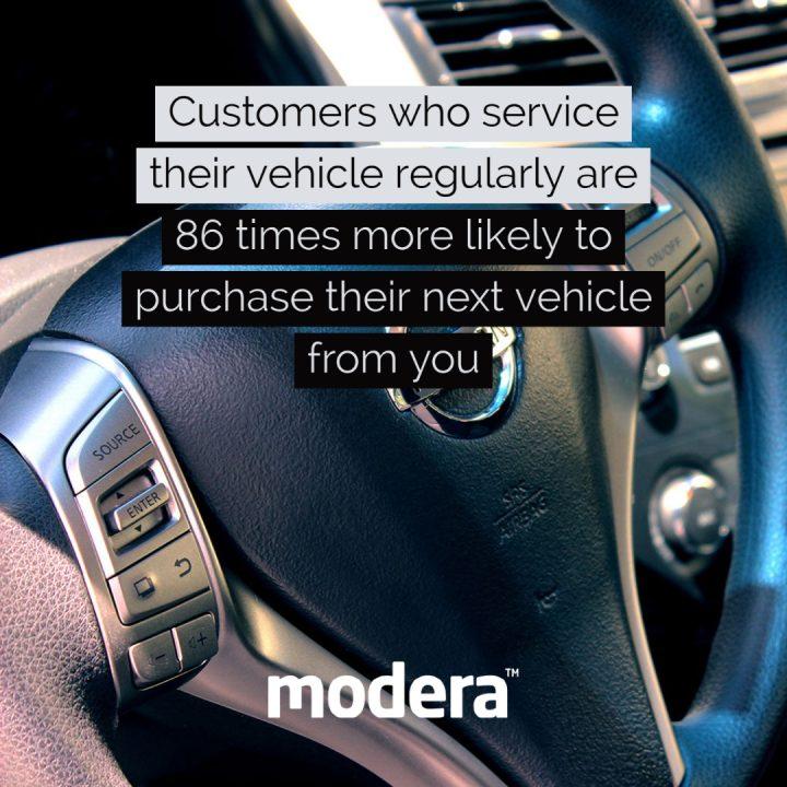 dealership customer retention strategies regular service