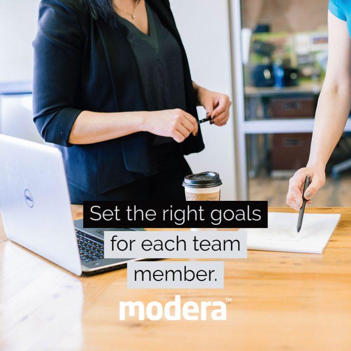 dealership sales manager goals