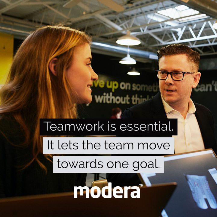 dealership sales manager teamwork