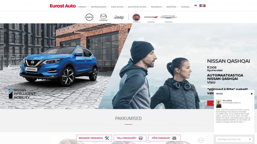 car dealer crm case study eurostauto