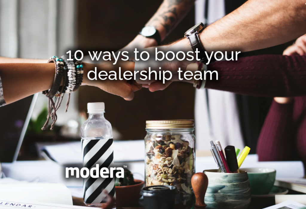 How to Deal with a Struggling Dealership Sales Team