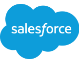 Logo of Salesforce