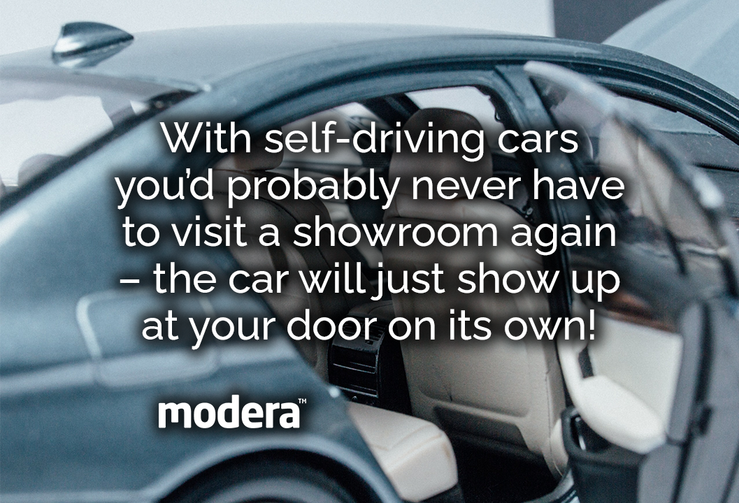 about self driving cars