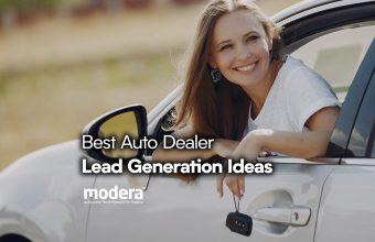 Best auto dealer lead generation ideas
