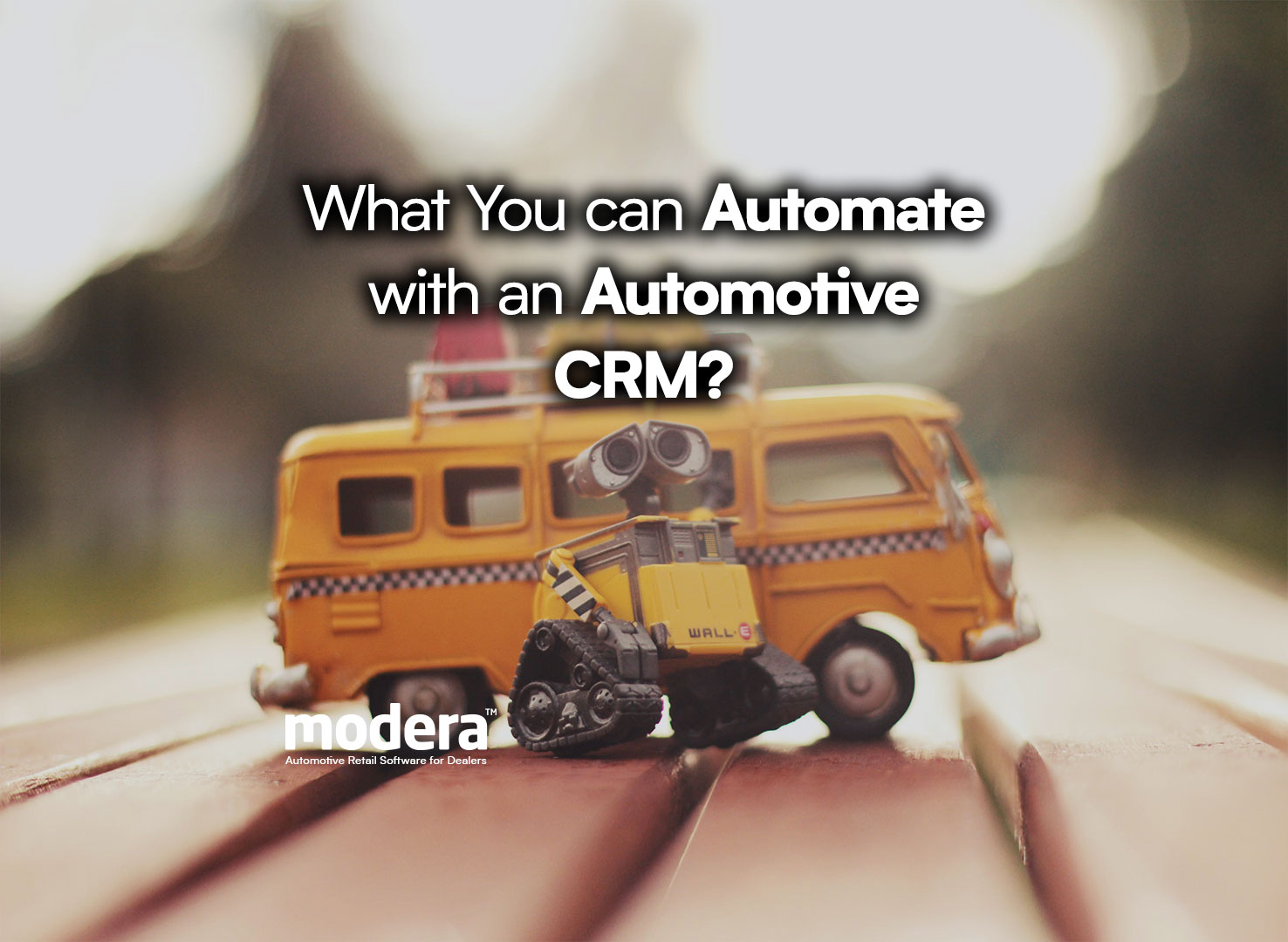 automate with automotive crm