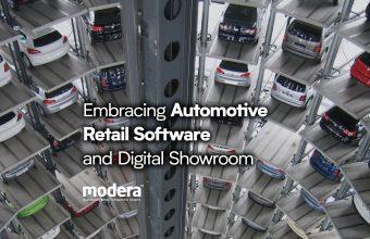 modera software   digital showroom automotive
