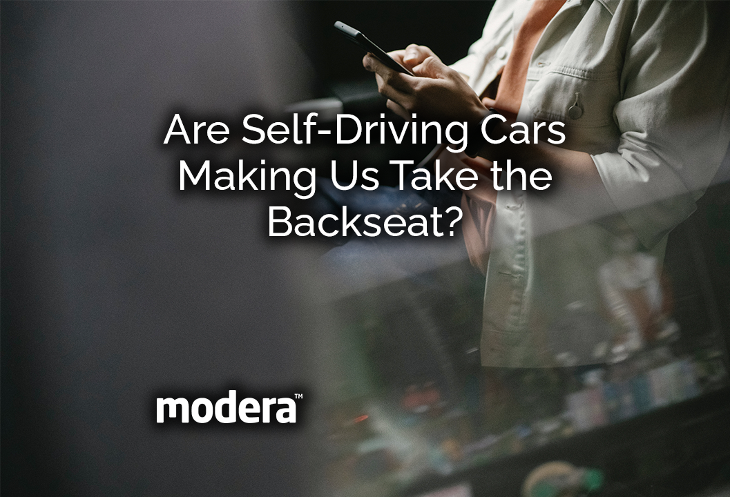 Are self driving cars making