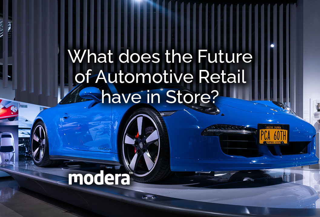 what does the future of automotive retail have in store
