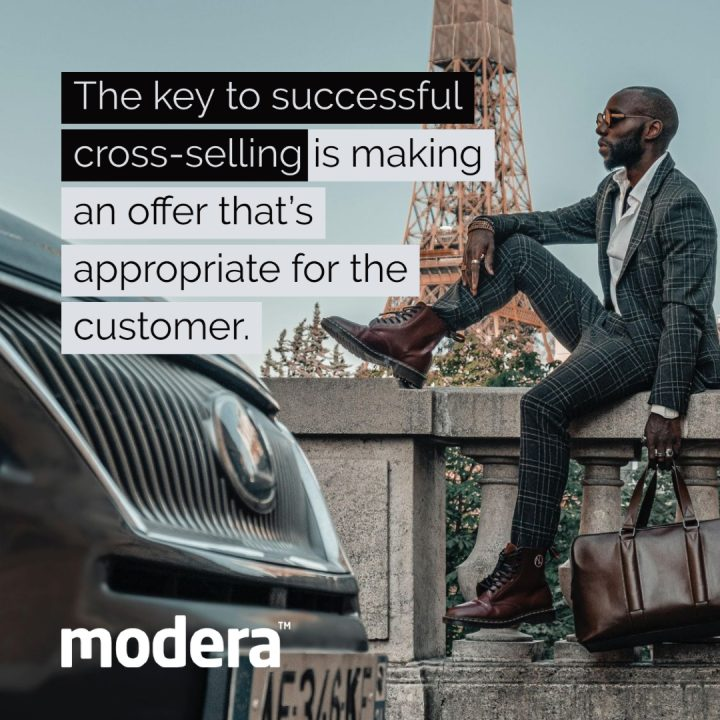 secrets of cross selling at car